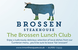 Brossen Lunch Club Card