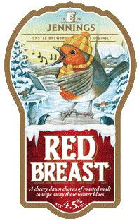 Redbreast Christmas Ale